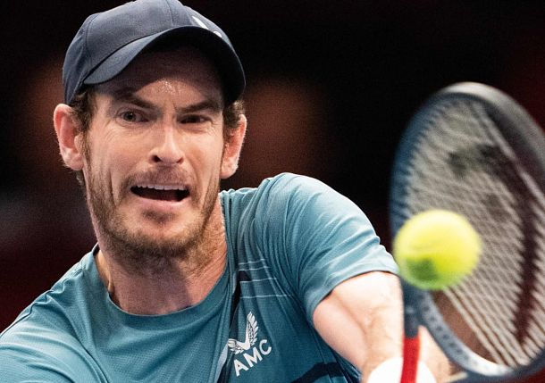 Murray Edges Hurkacz at Vienna for First Top-10 Win of 2021